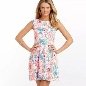 EUC Lilly Pulitzer Brielle Lucky Charm Dress XS